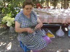Filar la llana al Maestrat, la Sénia 18 6 2001
