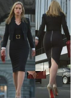Covert Affairs- I LOVE all her outfits!!!!!