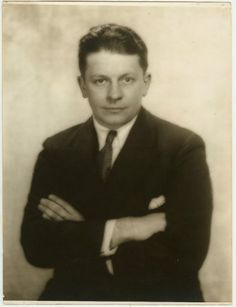 Main Rousseau Bocher by Man Ray, ca. 1935