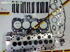 Dispongo de culatas para Toyota con motor 2L, 2LT, 2LTE DE 2446 cc