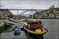 Ribeira, Ponte D. Luis e Serra do Pilar / Ribeira, Puente D. Luis y Serra do Pilar / Ribeira, D. Luis Bridge and Serra do Pilar [2013 - Porto & Gaia / Oporto & Gaia - Portugal] #fotografia #fotografias #photography #foto #fotos #photo #photos #local #locais #locals #cidade #cidades #ciudad #ciudades #city #cities #europa #europe #turismo #tourism #rio #rios #river #rivers #barco #barcos #boat #boats #rabelo #rabelos @Visit Portugal @ePortugal @WeBook Porto @OPORTO COOL @Oporto Lobers