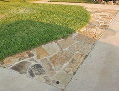 Widen driveway with pavers | HOME: Decor Ideas | Pinterest | Driveways
