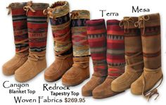 Home - Steger Moosehide Mukluks and Moccasins - The warmest winter boots! I'll take one in every style! Warm Winter Boots, Winter Shoes, Outdoor Wear, Winter Fashion, My Style, How To Wear, Diastasis Recti, Material Things, Ice Princess