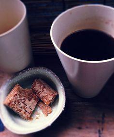 2014.8.6  mornning  / coffee (エチオピア/イルガチョフ)   パイ