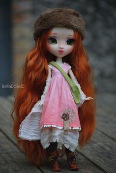 Gabrielle : pullip custom by BellaDolla