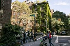 """MANHATTAN: GRAMERCY PARK. By JORDAN G. TEICHER, October 14, 2015. For a neighborhood just five avenues wide and nine blocks from top to bottom, Gramercy carries more than a regular share of history, art and culture. From Greek Revivals to Victorian Gothics, the neighborhood's architecture is its most visible connection to the past. Gems from the 19th and early-20th centuries line 19th Street between Irving Place and Third Avenue, commonly known as """"block beautiful."""""""