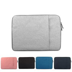 ALANGDUO Notebook Laptop Sleeve Bag Pouch Waterproof Case For Acer Dell Asus Lenovo Macbook Pro Reitina 11 12 13 14 15 15.6inch //Price: $10.13//     #shopping