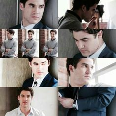 "Darren Criss for ""The Motley"""