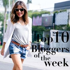 Top 10 Bloggers of The Week