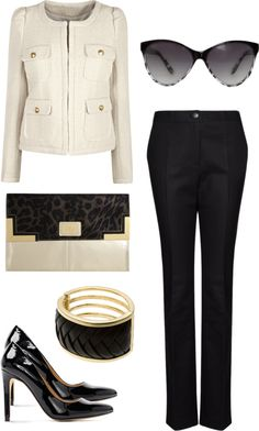 """An """"Olivia Pope"""" look...<3 it!"""