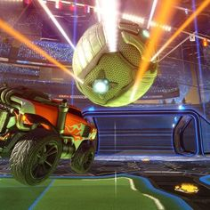 Tech: You Can Finally Play Rocket League on Xbox One Next Week The insane soccer-with-cars game is out next week TIME.com