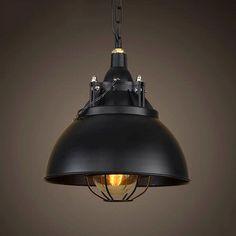 lampadario Loft American Country Vintage lampade in stile industriale Lampadari…