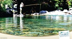 Chubut tiene los mejores escenarios para la pesca deportiva. La cordillera y la meseta son grandes atracciones para los pescadores.  Los Parques Nacionales Lago Puelo y Los Alerces, el Río Carrenleufú, Río Pico, los Lagos Cholila, Fontana y  La Plata, sumados al Dique Florentino Ameghino, el Arroyo Pescado y el Río Chubut conforman una oferta y variedad para este deporte única en el mundo.