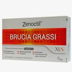 ZENOCTIL BRUCIA GRASSI PER PERDERE PESO, CONTRASTARE LA RITENZIONE IDRICA ED ABBASSARE I LIVELLI GLICEMICI