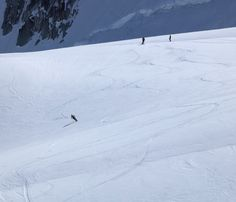 We dropped these backcountry ski enthusiasts  in the Alaska Range earlier this year.  AHHHH-Mazing!