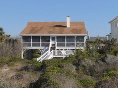 Edisto Realty - Fifth Fantasy - Fantasic beachfront Home - Edisto Island, SC