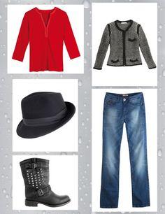 Votez pour ma tenue Carrefour Tex sur femmeactuelle.fr