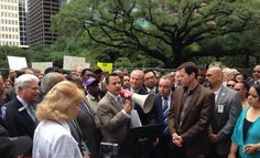 Christian Voters Support Houston's Transgender Bathroom Ordinance, LGBT Activists Claim