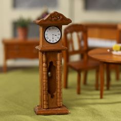 Not one of the best clocks I've seen, but for $0.99 and some creativity, it can work out and no one know it was the same clock.