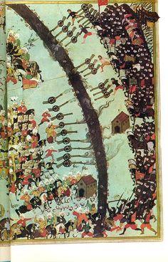 Battle of Mezokeresztes, 1596