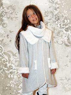 HER Little World - Patron de couture gratuit snood