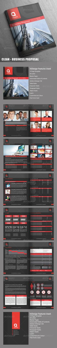 Quick Business Proposal Template - Proposals  Invoices Stationery