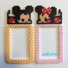ミッキー&ミニー♡スイッチカバー ハンドメイドの生活雑貨(その他)の商品写真