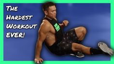 The Hardest Bodyweight Workout Ever! | Mike Donavanik (MikeDFitness)