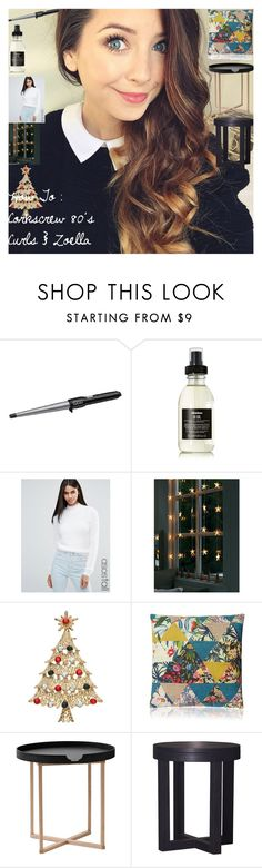 """""""How To : Corkscrew 80's Curls 