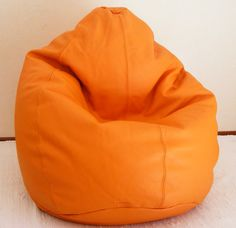 Do you want to cut&sewing your own bean bag chair?  This Siymplicity pattern has pattern and directions for sewing your personal bean bag chair.