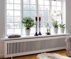 Classic Home Decor Themes That Are Always In Style Window Sill Decor, Decor, Indoor Decor, Bedroom Interior, Furniture, Home Radiators, Classic Home Decor, Interior Design, Home Decor