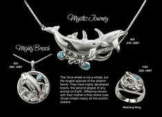 Flickr Dolphin Family, Dolphin Jewelry, Dolphins, Mystic, Whale, Two By Two, Diamond, Whales, Diamonds
