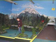 Caddyshack City - the ultimate minigolf experience