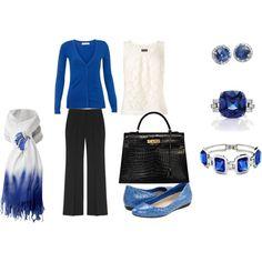 Sapphire Blue. Love!