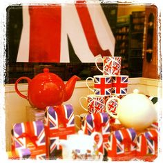 I'm a little (#British ) teapot by kcovophoto, via Flickr