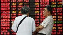 Mercado De Valores De China Se Desploma
