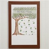 Personalized Canvas Art - Family Tree - For The Home