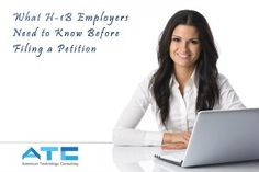 What H-1B Employers Need to Know Before Filing a Petition