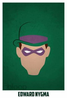 "DESIGN & FASHION inspired by ""The Riddler"""