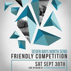 From @sevenbays  The NORTH SEND is coming in big steps! We are hosting our annual friendly competition this Saturday. From beginner to expert ALL LEVELS WELCOME!  Come try your hand at competition style boulders of all difficulties. Sign up on our website or in person! #NORTHSEND.    #climbing #bouldering #climb #rockclimbing #timetoclimb #boulderinggym #climbinggym #routesetting #sevenbays #sbb #halifax #northendhfx #novascotia #climbnovascotia #sevenbaysbouldering #butoracanada