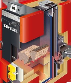 Strebel are preparing for their 40th year in operation in the UK market, showcasing products from its impressive wood biomass boiler range; including the Biotec Wood Pellet Boiler and the Turbotec Log Boiler; Europe's leading log gasifying boiler for over 20 years.