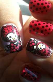 Hello Kitty Strawberry Cuteness
