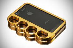 Knucklecase: Original Patented Knucklecase for iPhone 5
