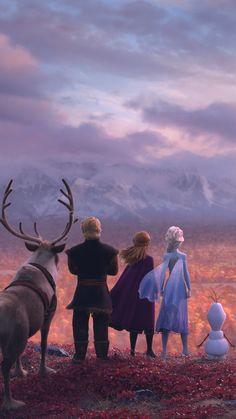 Disney Frozen 2 Handy Hintergrundbilder - Frozen - - Best of Wallpapers for Andriod and ios Frozen Disney, Film Disney, Frozen Movie, Disney Congelati, Frozen Frozen, Frozen Party, Disney Magic, Frozen 2 Wallpaper, Disney Phone Wallpaper