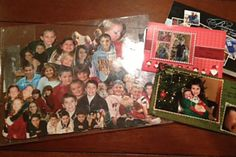Not Sure What to Do With Holiday Photo Cards? How to Make a Collage! | Holidays | 30Seconds Mom