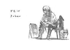 Fire Emblem: If/Fates - Joker: