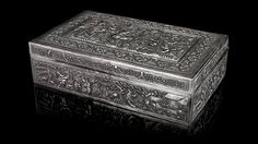 Bao, Decorative Boxes, Chinese, Antiques, Videos, Silver, Home Decor, Antiquities, Antique