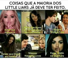 Sim, sim e sim. Pll Memes, Funny Memes, Pll Frases, Prety Little Liars, Netflix Time, Vampire Diaries Memes, I Have A Secret, My Little Baby, Imagine Dragons