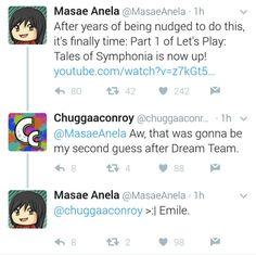 Masaeanela and chuggaaconroy dating site