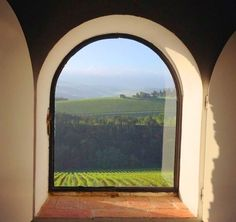 Km Zero Tours - Italian Retreat - The view from your window